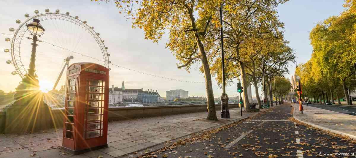 Vliegtickets.nl: Londen meest populair tijdens feestdagen