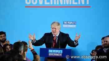 EU reacts to Johnson's big Brexit win