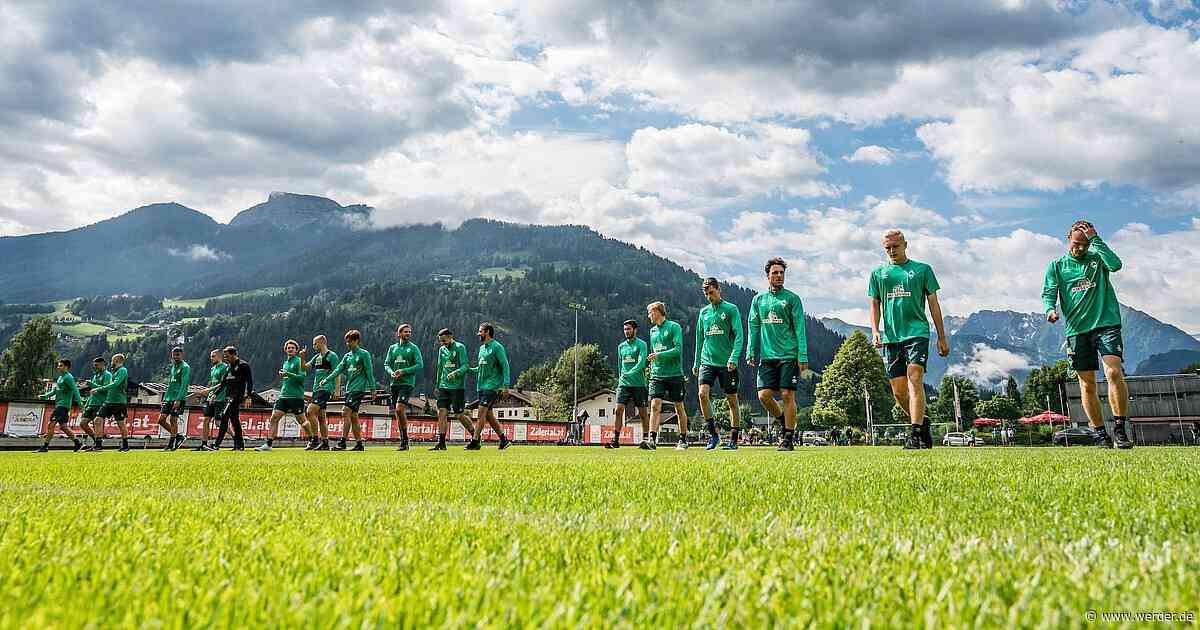 Zeitraum für Zillertal-Trainingslager steht fest