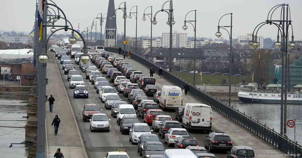 Details zur Sperrung der Theodor-Heuss-Brücke vorgestellt