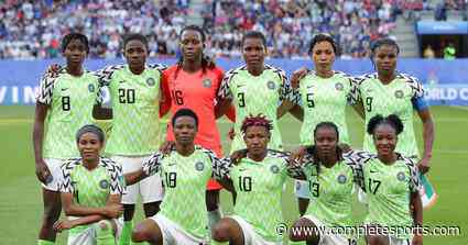 Super Falcons Drop Three Places To 39th In FIFA Ranking