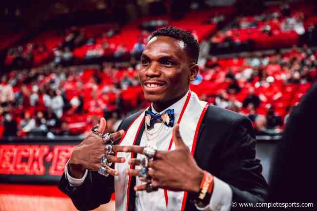 Oduduru Set to Become First Nigerian to Win The Bowerman Award
