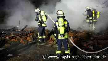 Brandstifter legen mehrere Feuer im Landkreis Landsberg