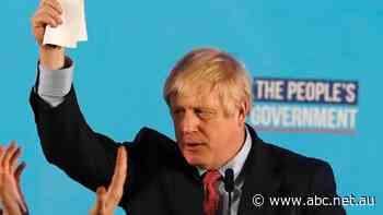Johnson says election win shows Brexit is 'irrefutable, irresistible, unarguable' will of the people