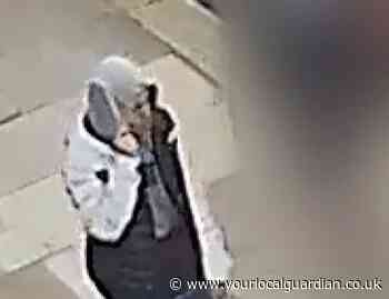 CCTV appeal launched after teenage girl raped in alleyway