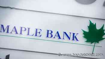 Cum-Ex-Steuerskandal: Zwei Ex-Manager der Maple Bank verhaftet