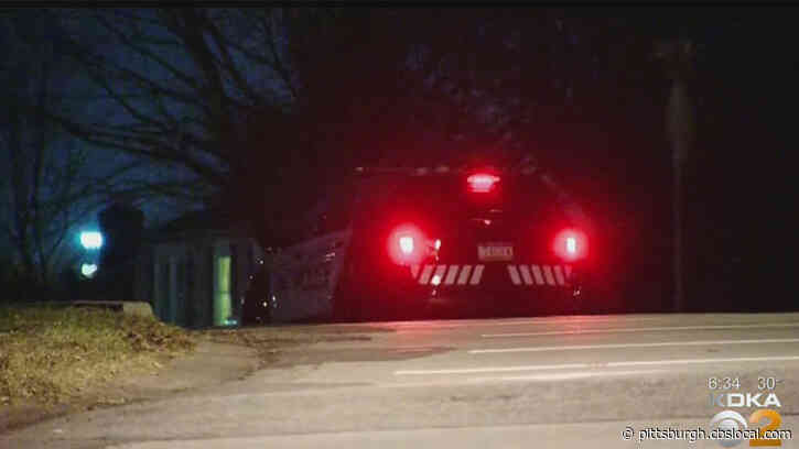 Man Arrested After SWAT Surrounds Home In Mt. Lebanon