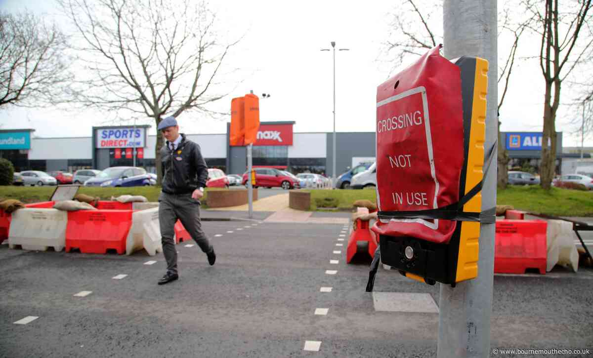 Bournemouth one of worst places in Britain for pedestrians killed or seriously injured