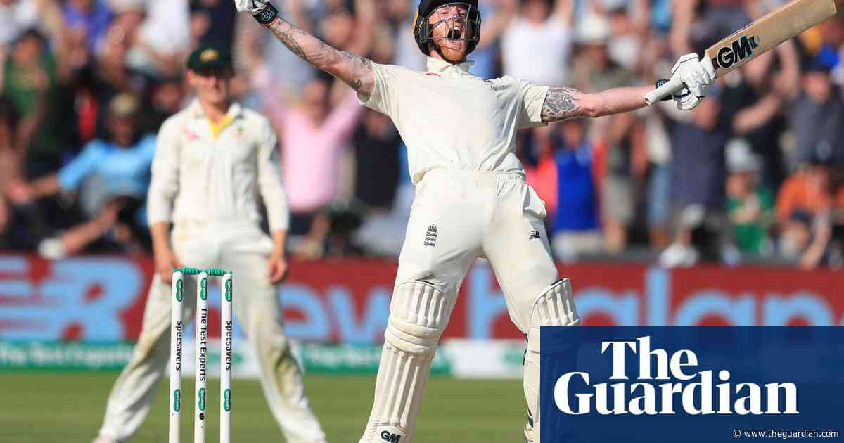 Ben Stokes overwhelming favourite to win Sports Personality of the Year