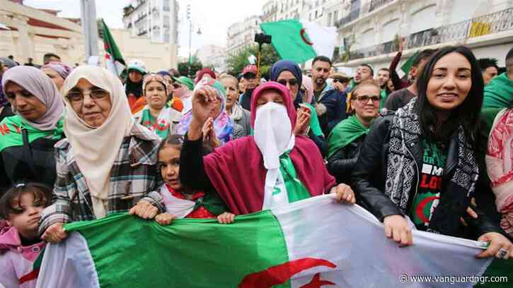 Algeria awaits results of post-Bouteflika presidential elections