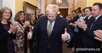 'We pulled it off, didn't we?': Boris Johnson secures majority in the U.K.