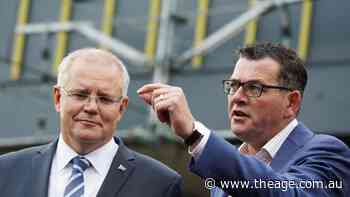 Signs Scott Morrison is considering ditching tunnel for airport rail