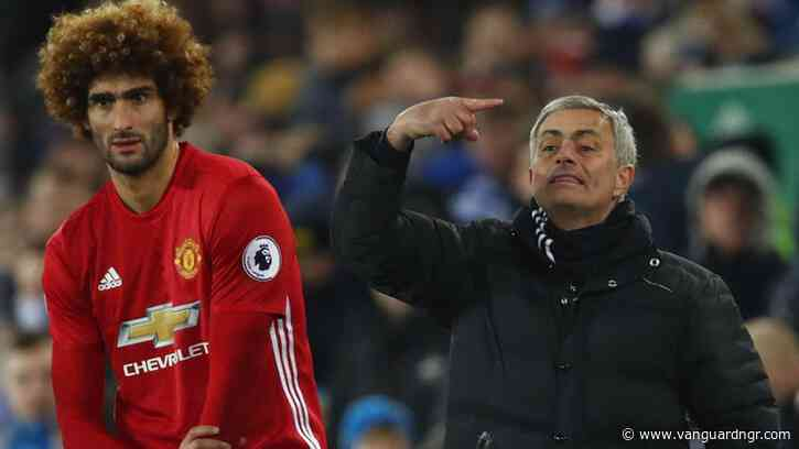Marouane Fellaini still contacts Jose Mourinho regularly but is happy in China