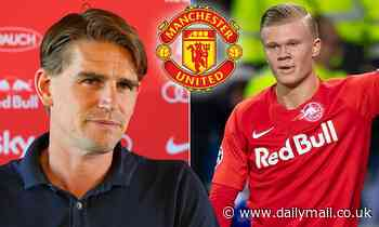Red Bull Salzburg chief claims it's 'too soon' for Erling Braut Haaland to join Manchester United