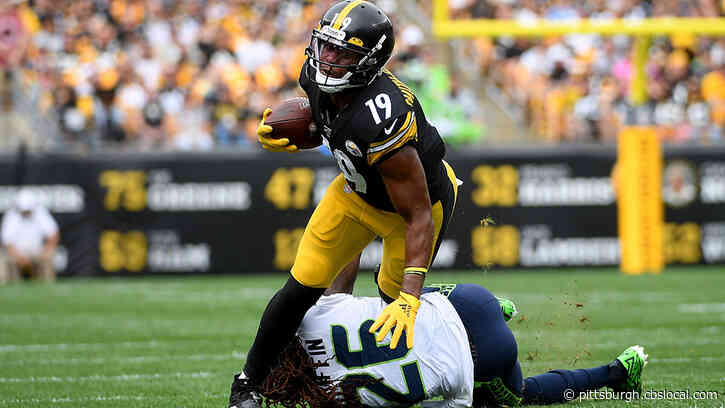 Report: Pittsburgh Steelers WR JuJu Smith-Schuster Not Expected To Play Sunday