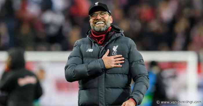 Klopp signs new five-year contract at Liverpool