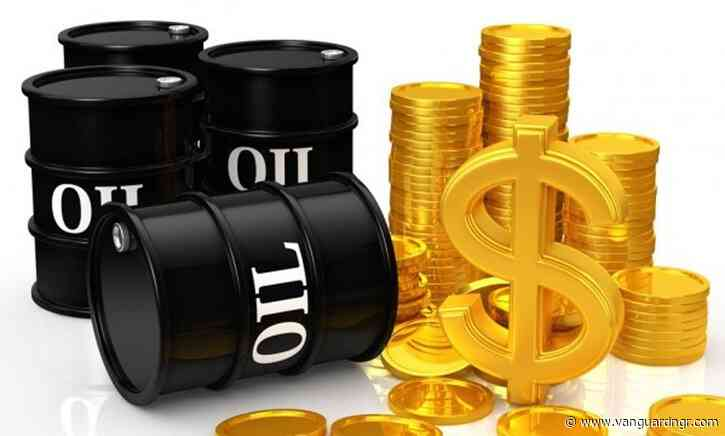 Nigeria's Bonny Light rises to $64.30 per barrel