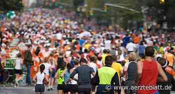 MRT-Studie: Marathon strapaziert Kniegelenke und festigt den Knochen