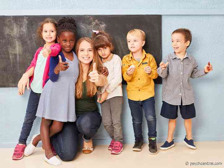 Early Childhood Teachers Play Vital Role in Helping Kids Cope With Disaster