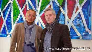 """Künstler Horst-Olaf Schmidt sagt: """"Die Welt braucht mehr Farbe"""""""