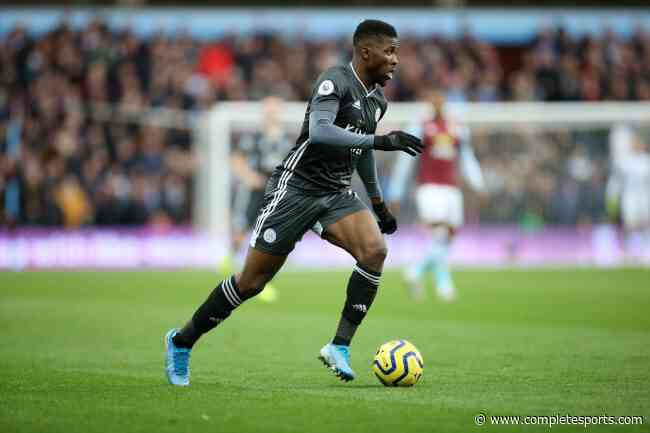 Iheanacho Vows To Keep Working Hard At Leicester City