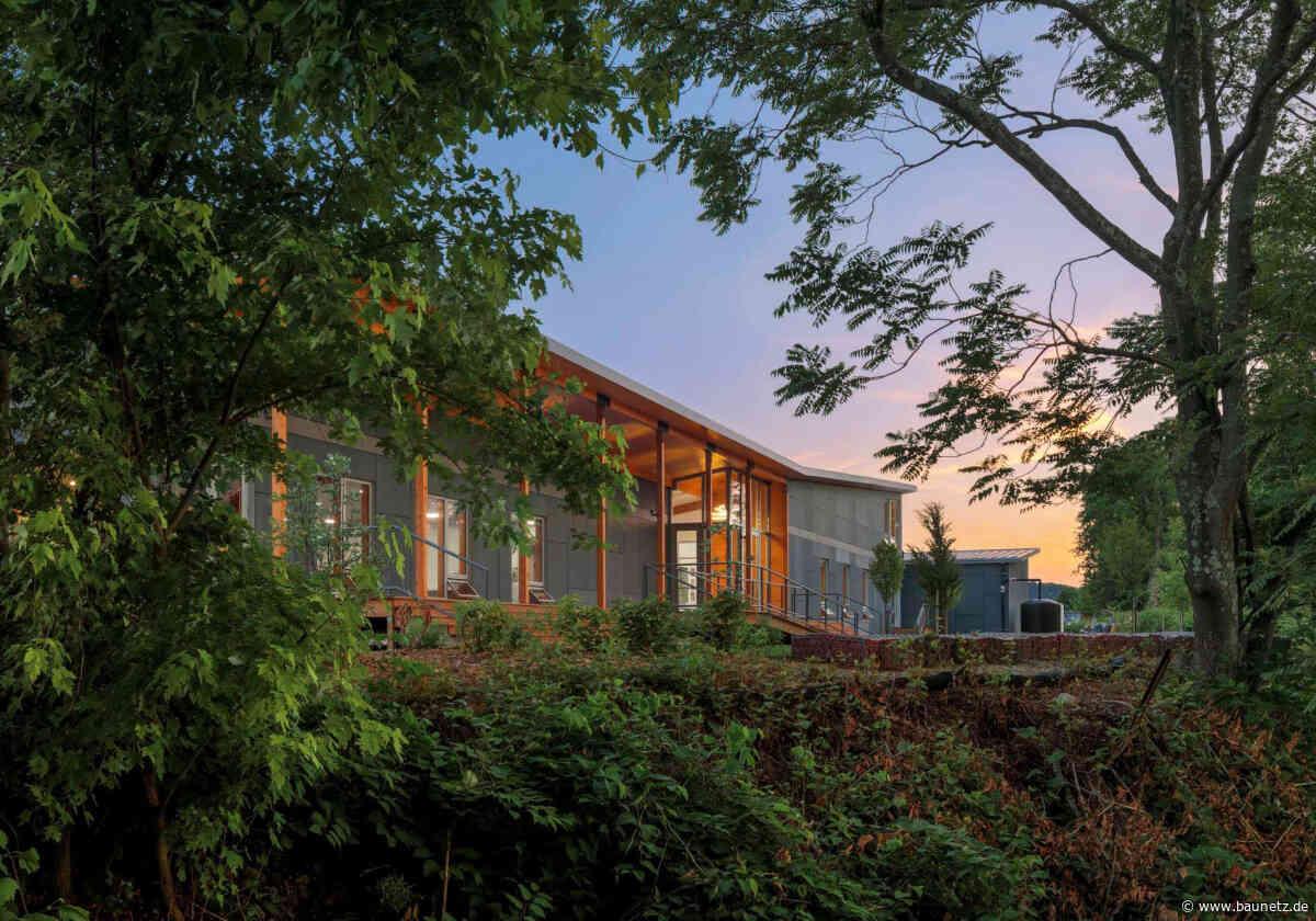Nachhaltig vorfabriziert   - Hauptquartier für Umweltorganisation von GBBN in Pittsburgh