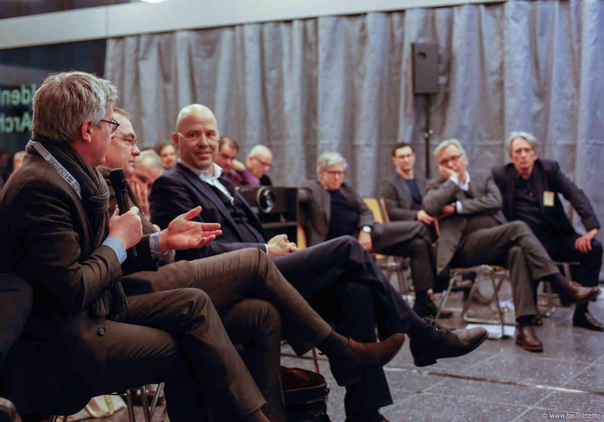 Identität der Architektur  - Tagung zum Thema Konstruktion an der RWTH in Aachen