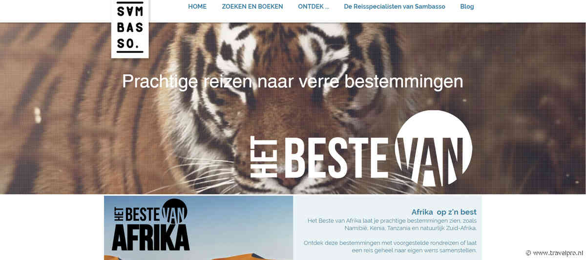 Sambasso's 'Het beste van' sluit zich aan bij SGRZ Retail