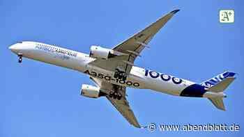 Luftfahrt: Hamburg: Airbus freut sich über Großauftrag von Air France