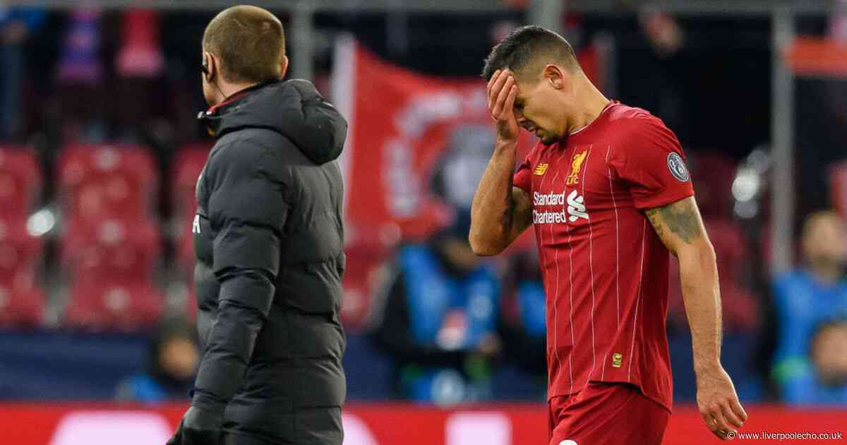 'We have problems' - Liverpool manager Jurgen Klopp can't put timescale on Dejan Lovren injury