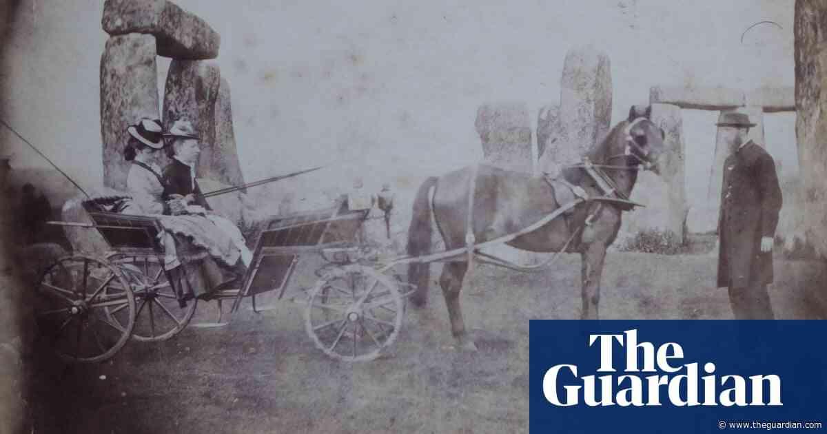 Banksy's reindeer and 150 years of Stonehenge snapshots – the week in art