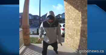 Police looking for suspect in Milton 'porch pirate' case