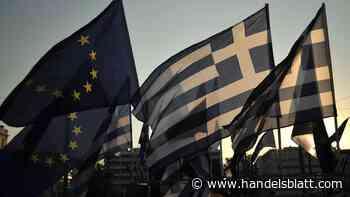 """Griechenland: Sanierungsplan """"Herkules"""" soll griechische Banken retten"""