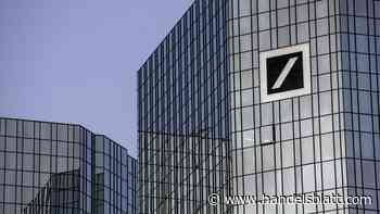 Insiderbericht: Deutsche Bank erwägt, den Bonuspool um bis zu 20 Prozent zu verkleinern