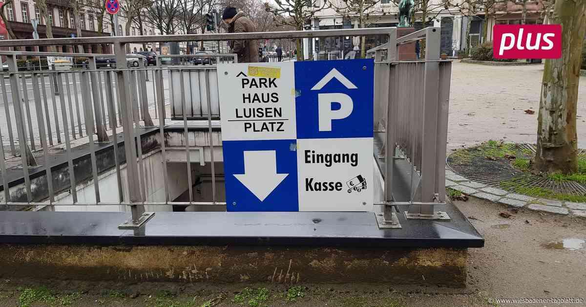 Wiesbaden erhöht Parkgebühren