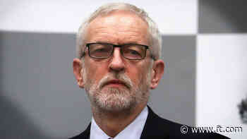 Labour leader Jeremy Corbyn refuses to set date to step down