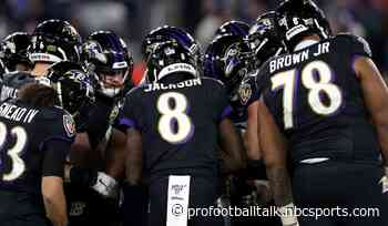 Get used to seeing the Ravens more often