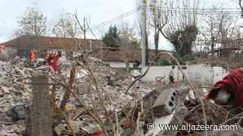 Albania's earthquake victims claim state failing to provide aid
