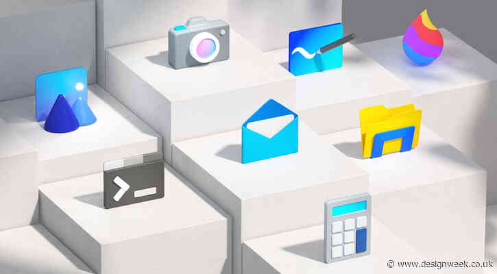 Microsoft redesigns more than 100 of its app icons