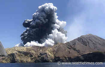 After volcano eruption in New Zealand, 6 bodies are retrieved in risky mission