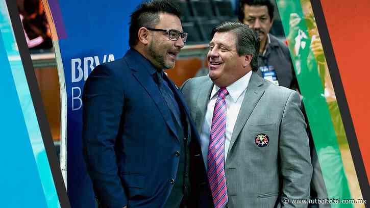 Piojo Herrera y Turco Mohamed desean mismo salario que Tuca Ferretti