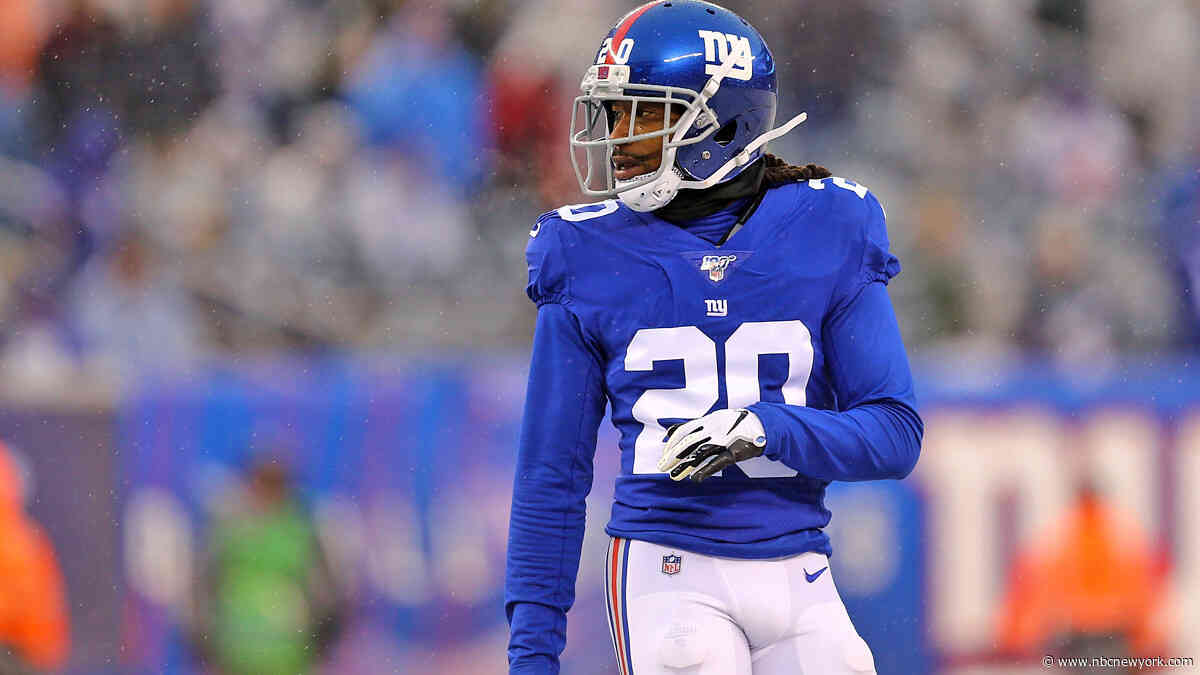 Giants Cut Star Defender Over Twitter Exchange With Fan