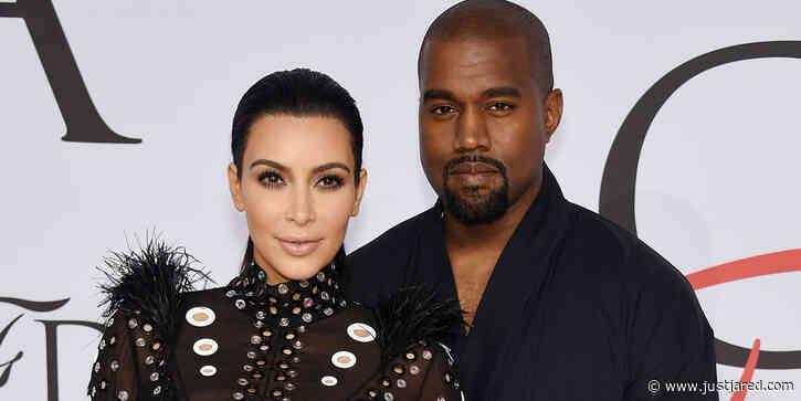 Kim Kardashian Reveals Family Christmas Card 2019 Featuring Kanye West & The Kids!