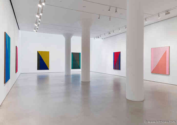 Brent Wadden's Abstract Weavings Are Equal Parts Anni and JosefAlbers