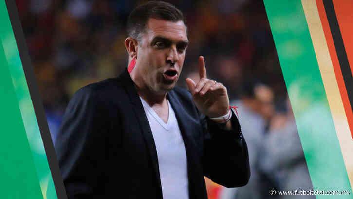 Pablo Guede dejaría a Morelia por Independiente