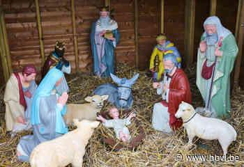 Okra in Brigidahuis bij Koersel Kerst
