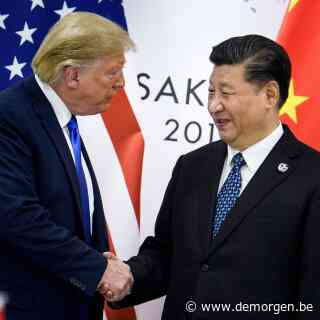 China en VS kondigen voorlopig handelsakkoord aan