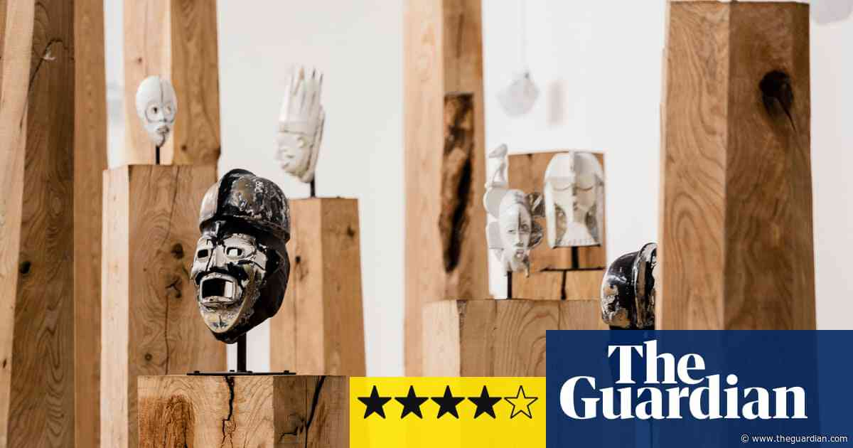 Theaster Gates review – a shocking lament for the ransacked paradise of Malaga