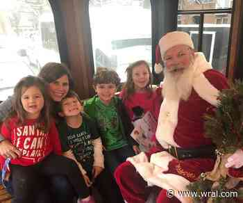Take the Kids: Here's what it's like aboard the Great Raleigh Trolley Santa Express
