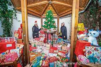 Weihnachtspäckchen für bedürftige Kinder